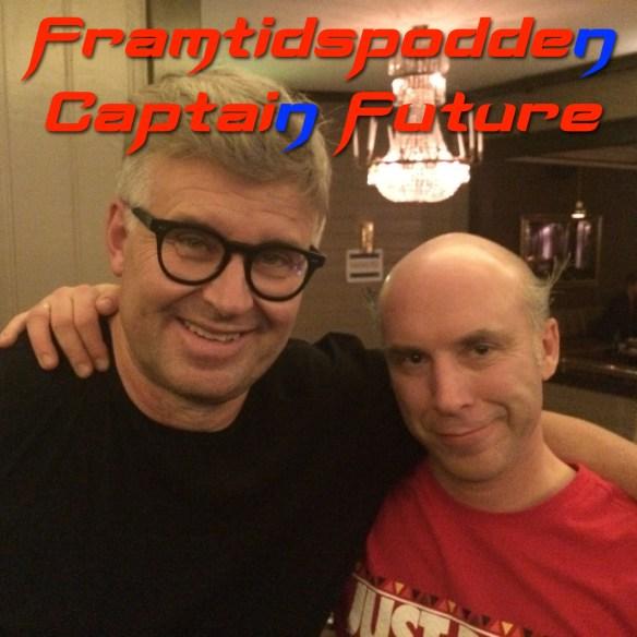Göran Adlén [Mr.Love] & Lord Sillion [Captain Future]