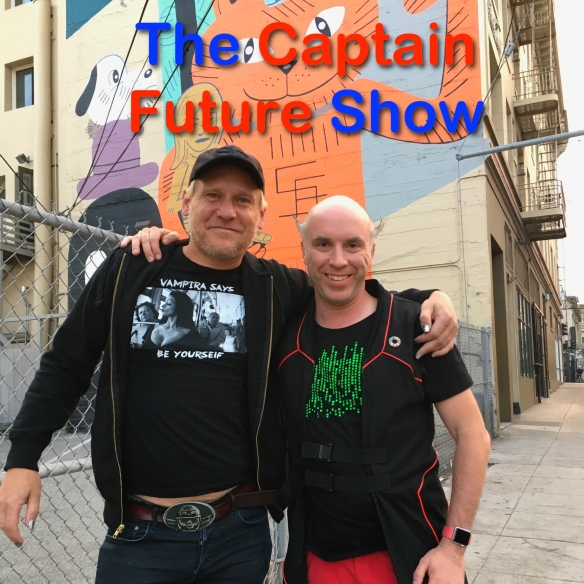 James Hanusa and Captain Future 2